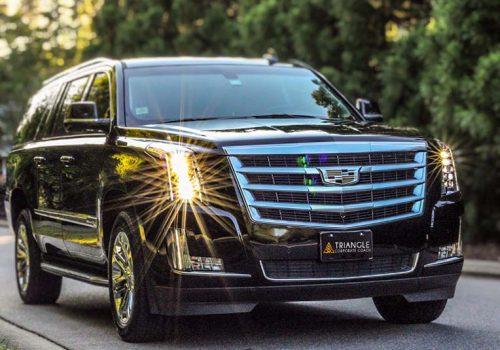 Cadillac Escalade Luxury SUV - Triangle Corporate Coach